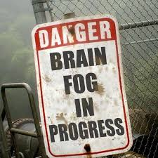 danger brain fog